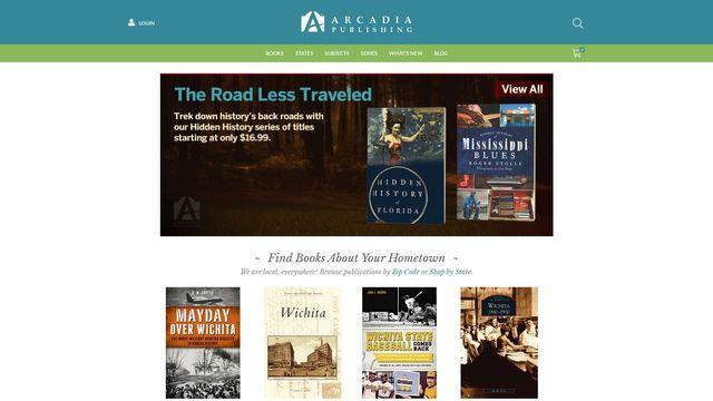 Arcadia Publishing, Inc.