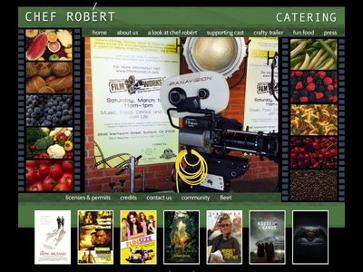 Chef Robert Motion Picture/TV Catering, Inc.