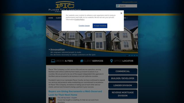 Placer Title Company