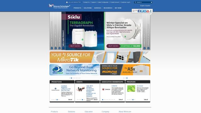 Winncom Technologies Corp.