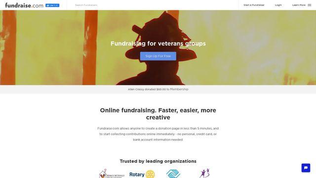 Fundraise.com Inc.