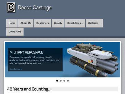 Decco Castings, Inc.