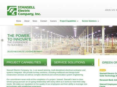 Stansell Electric Company, Inc.