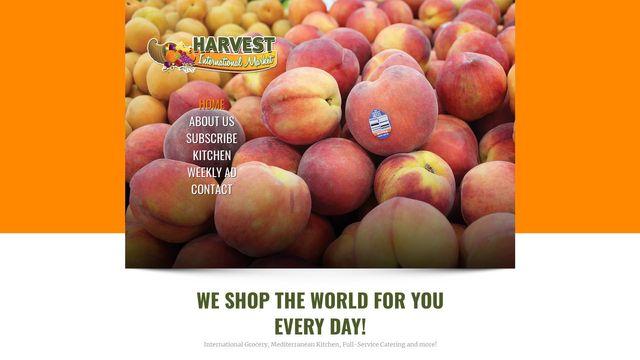 Harvest International Market