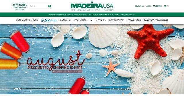 Madeira USA LLC