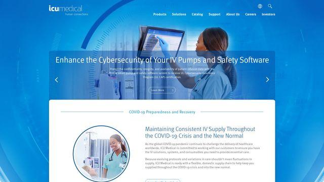 ICU Medical, Inc.