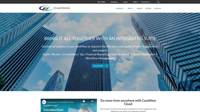 CaseWare International Inc.