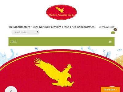 Western American Foods, Inc.