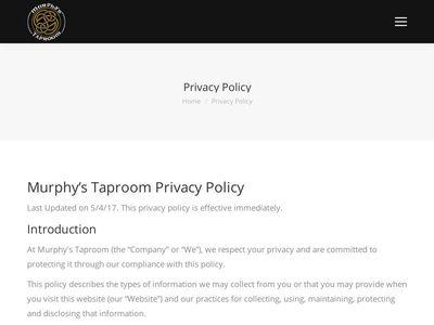 Murphy's Taproom