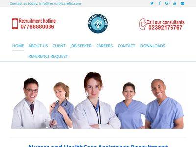 Recruit 4care Ltd