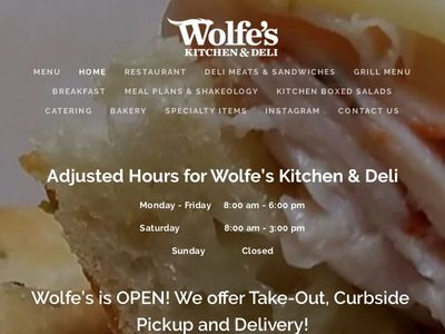 Wolfe's Kitchen and Deli