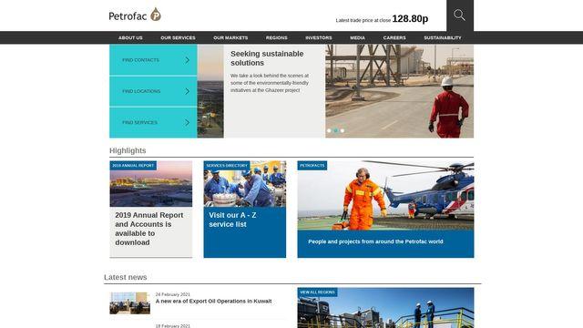 Petrofac Ltd
