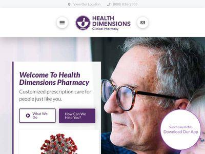 Health Dimensions, Inc