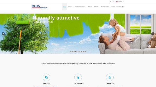 REDA CHEMICALS INDIA PRIVATE Ltd.