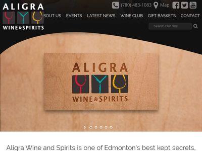 Aligra Wine and Spirits