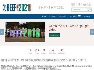 Beef Australia Limited