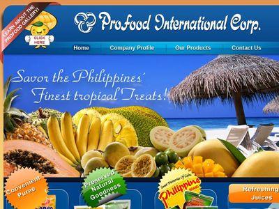 Profood International Corp