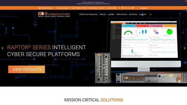 iS5 Communications Inc.