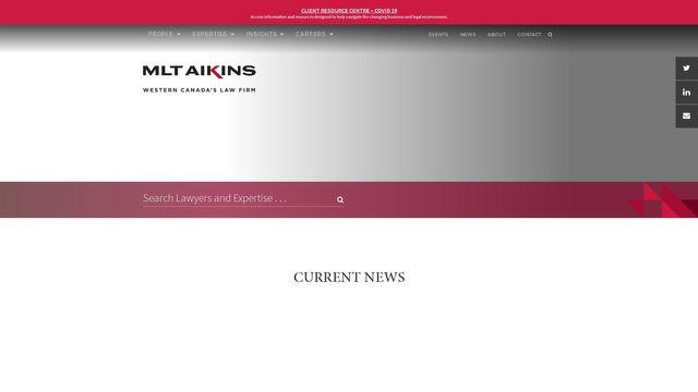 MLT Aikins LLP.