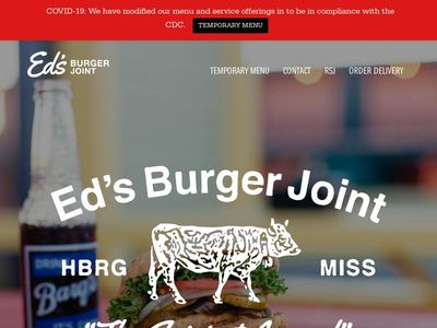 Ed's Burger Joint