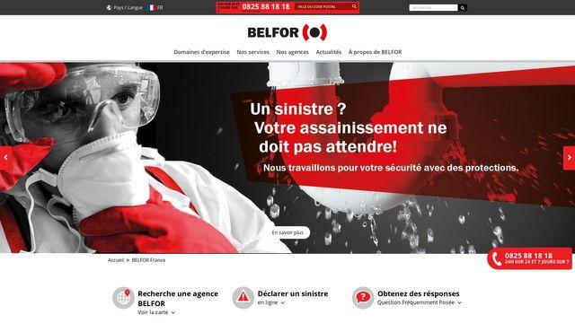 BELFOR Holdings Inc.