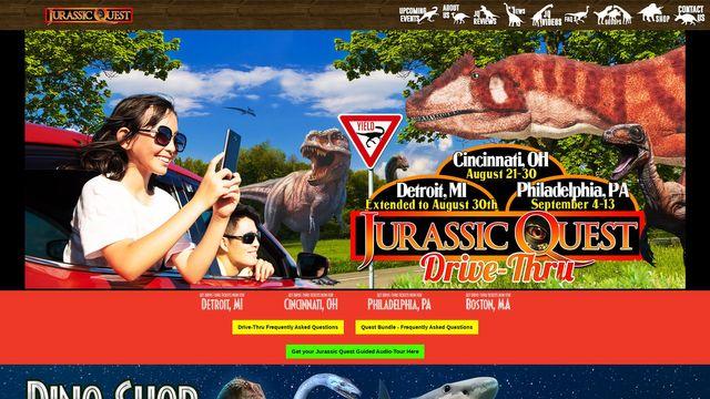 Jurassic Quest Holdings, LLC