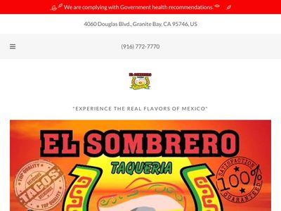 El Sombrero Taqueria and Cantina