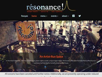 Resonance Cafe