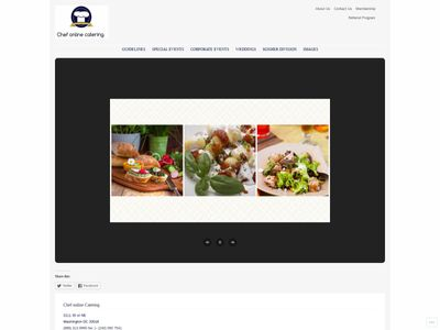 Chef Online Catering Company