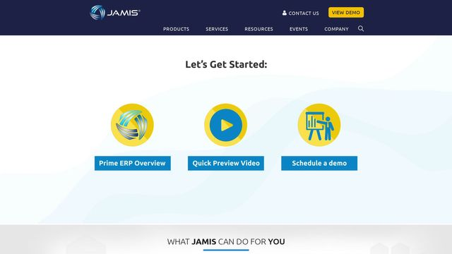 JAMIS Software Corporation