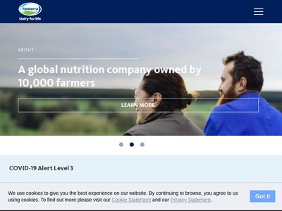 Fonterra Co-operative Group Limited