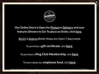 Bodega - Specialty Grocer & Bottle Shop