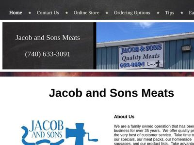 Jacob and Sons Meats