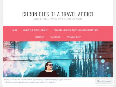 Chronicles of a Travel Addict