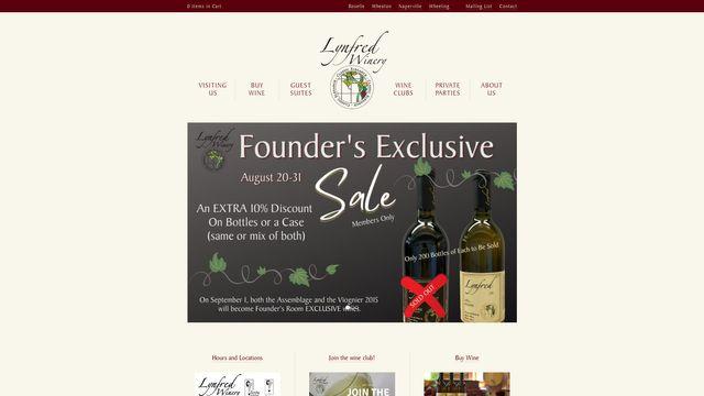 Lynfred Winery Inc.