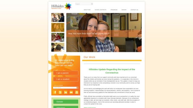 Hillsides Education Center