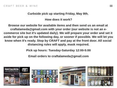 CRAFT Beer & Wine, LLC.