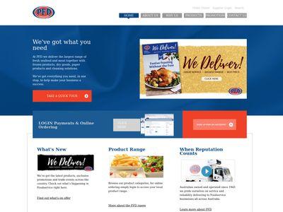 PFD Food Services Pty Ltd