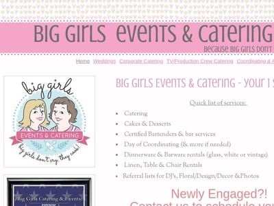 Big Girls Catering & Events