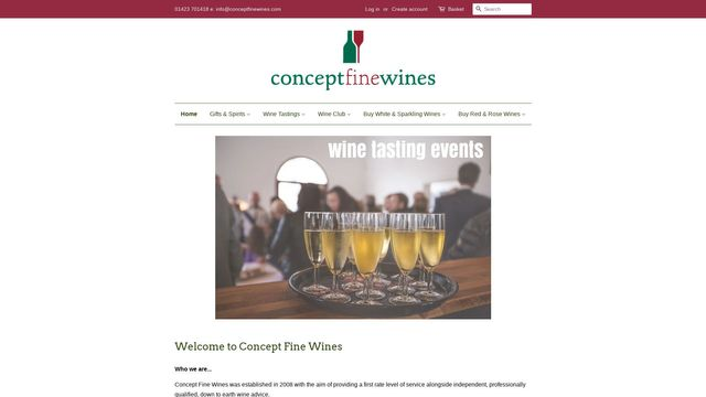 Concept Fine Wines