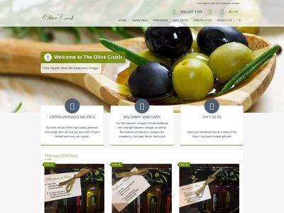 The Olive Crush