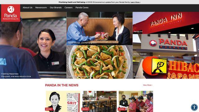 Panda Restaurant Group. Inc.