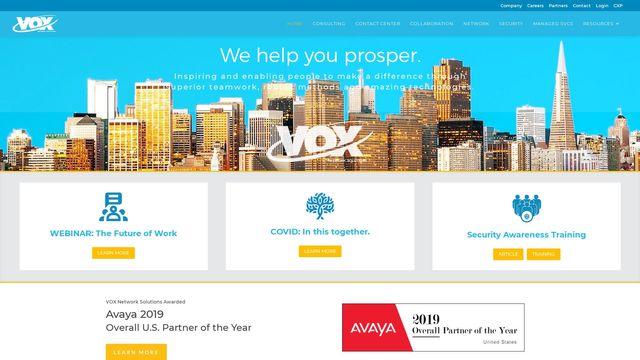 VOX Achieves Inc.