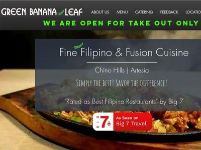 Green Banana Leaf, LLC.