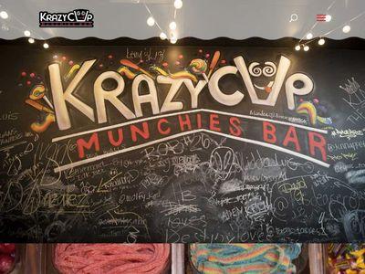 Krazy Cup Munchies Bar