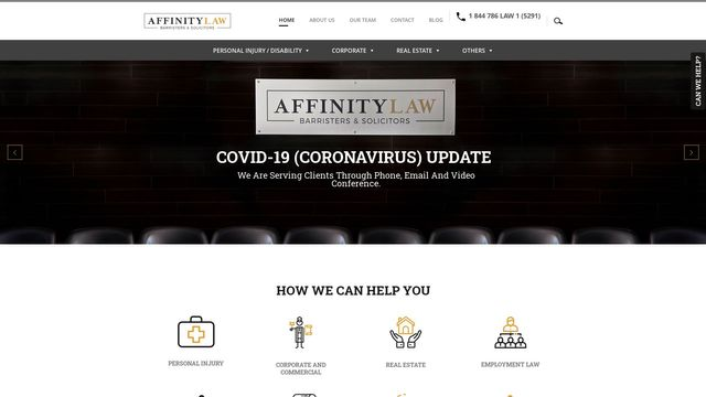 Affinity Law Professional Corporation