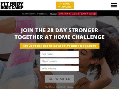 Fit Body Boot Camp, Inc.