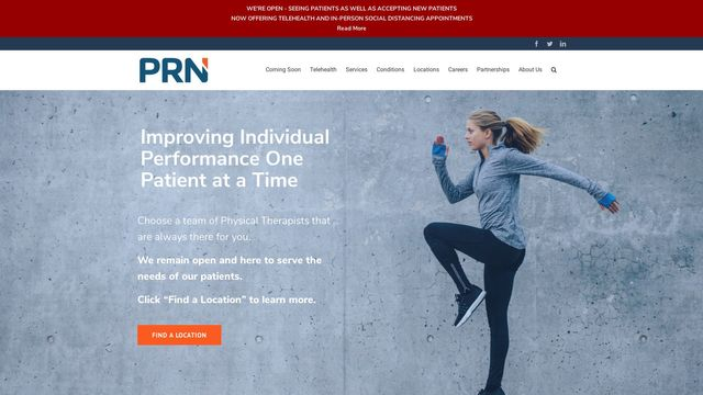 Physical Rehabilitation Network, LLC