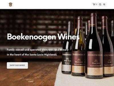Boekenoogen Wines