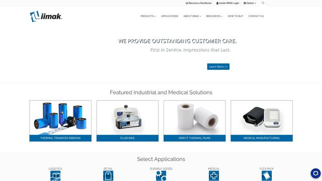 International Imaging Materials, Inc.